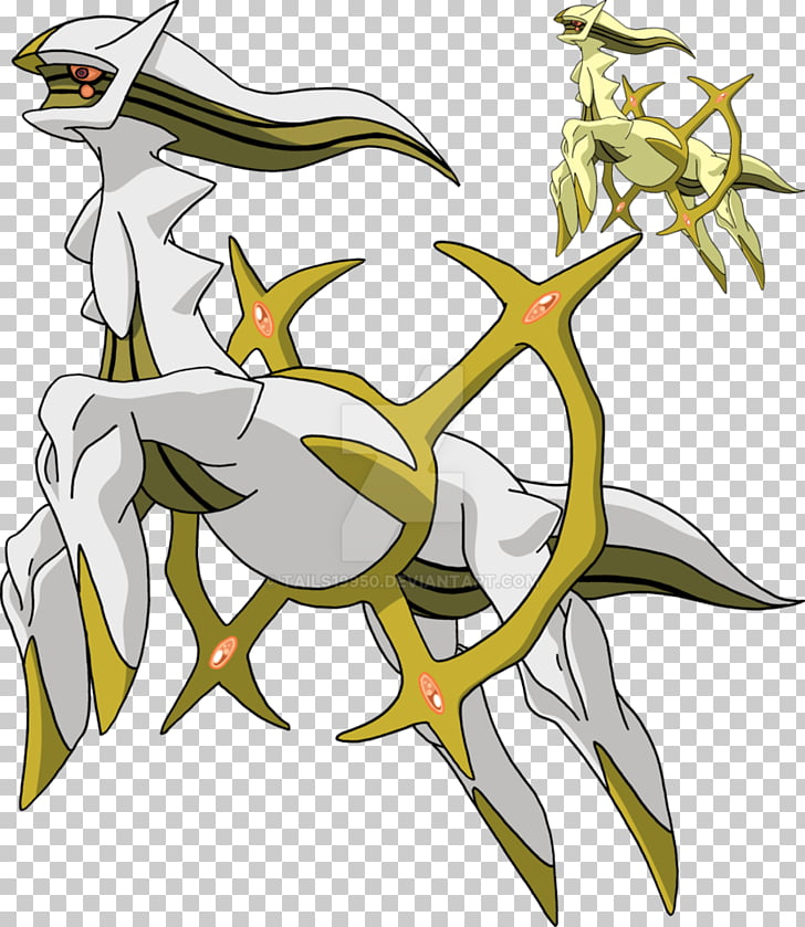 Arceus Art Pokémon, pokemon PNG clipart.