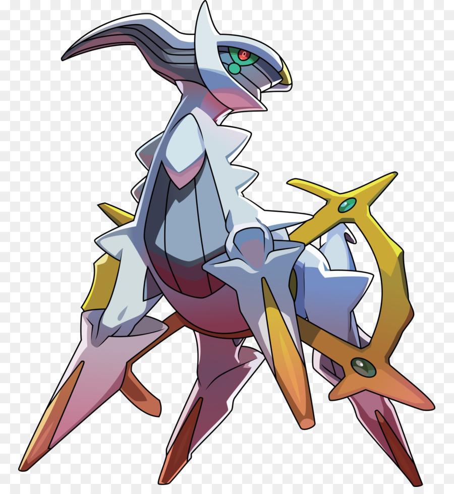 pokemon arceus art clipart Pokémon Mystery Dungeon: Blue.