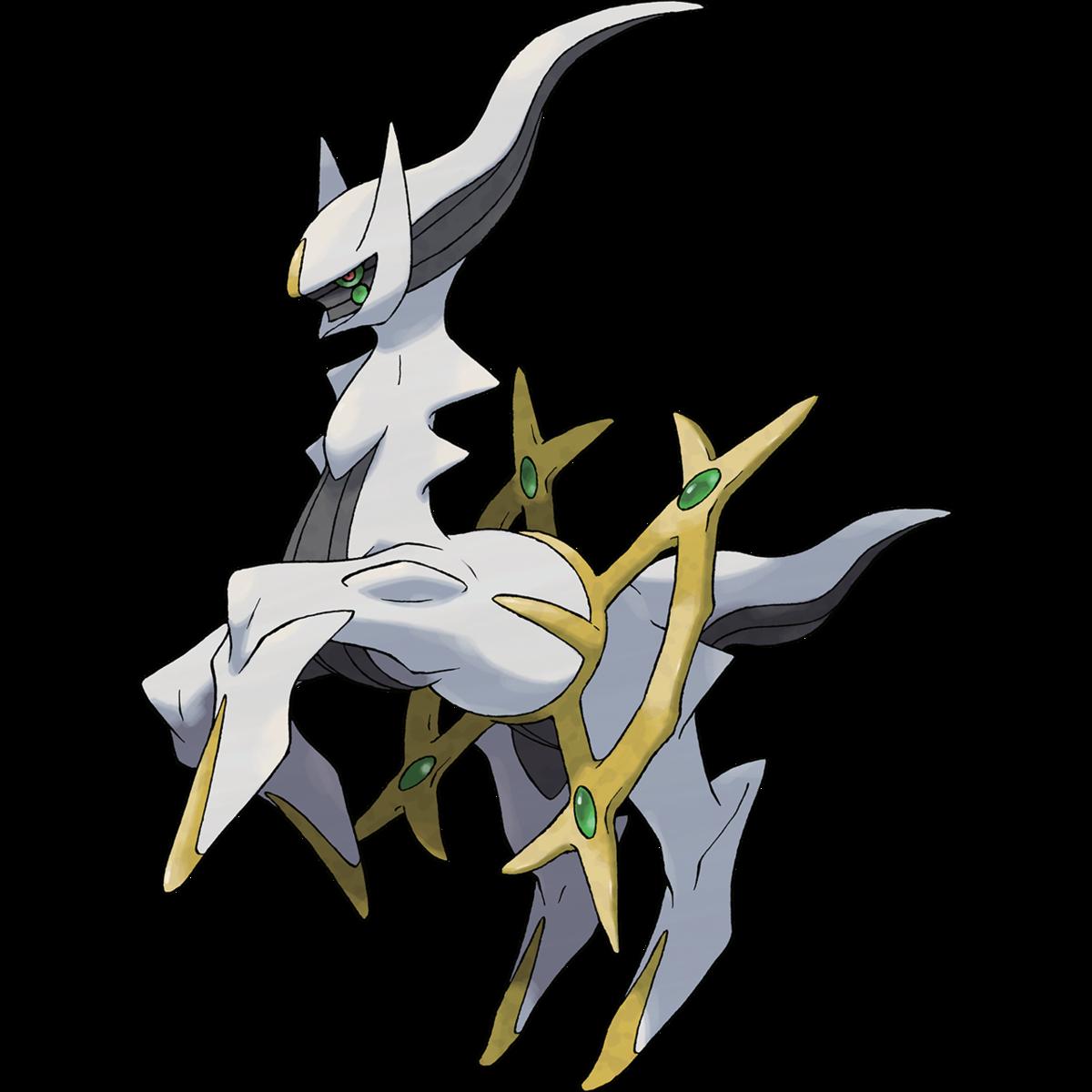 Arceus (Pokémon).