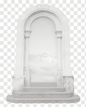 Arch Door cutout PNG & clipart images.