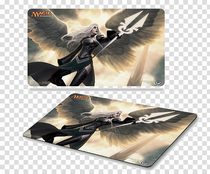 Avacyn Angel Of Hope transparent background PNG cliparts.