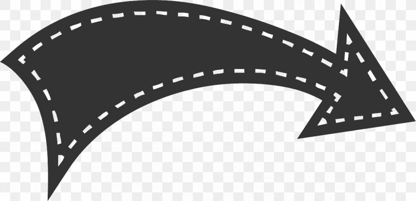 Curved Arrow Shapes, PNG, 1187x575px, Android, Banana.