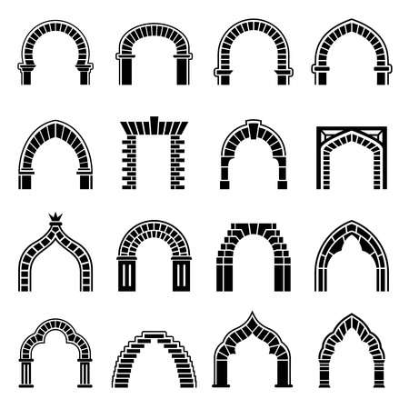 699 Gothic Arch Stock Vector Illustration And Royalty Free Gothic.