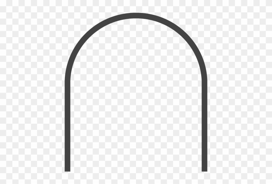Round Top Arch.