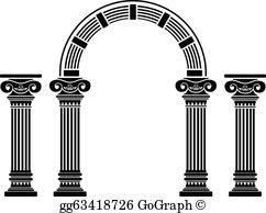 Arches Clip Art.