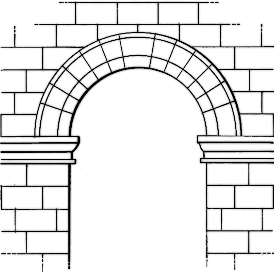 Arch Clip Art.