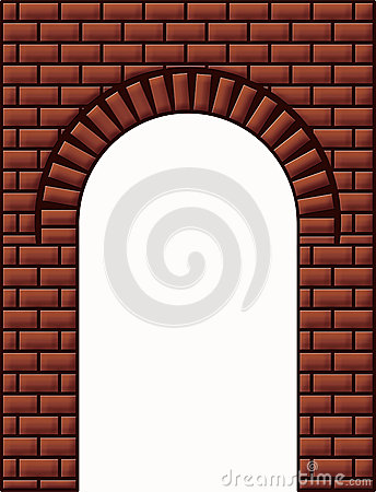 Wall arch clipart #18