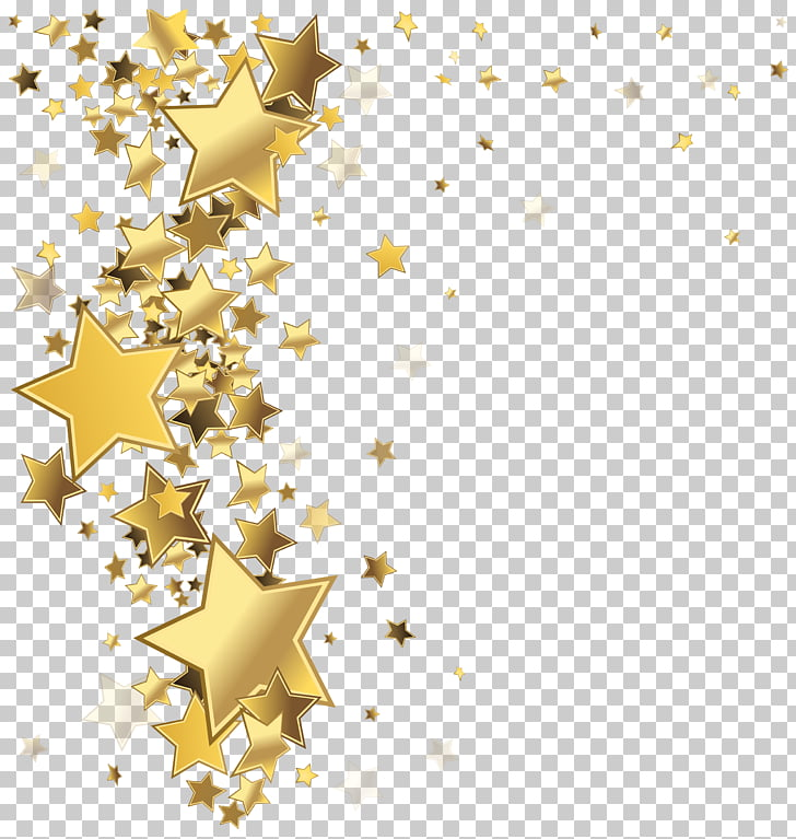 Star Desktop , gold stars, gold.