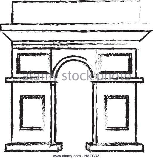 Illustration Of Triumph Arch Stock Photos & Illustration Of.