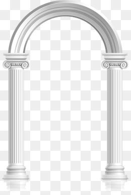 Arch Door PNG Images.