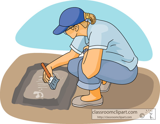 Archaeological Clipart.