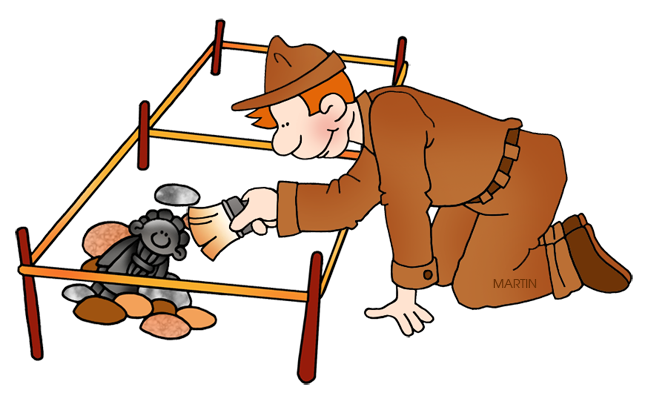 archeology clipart free #13