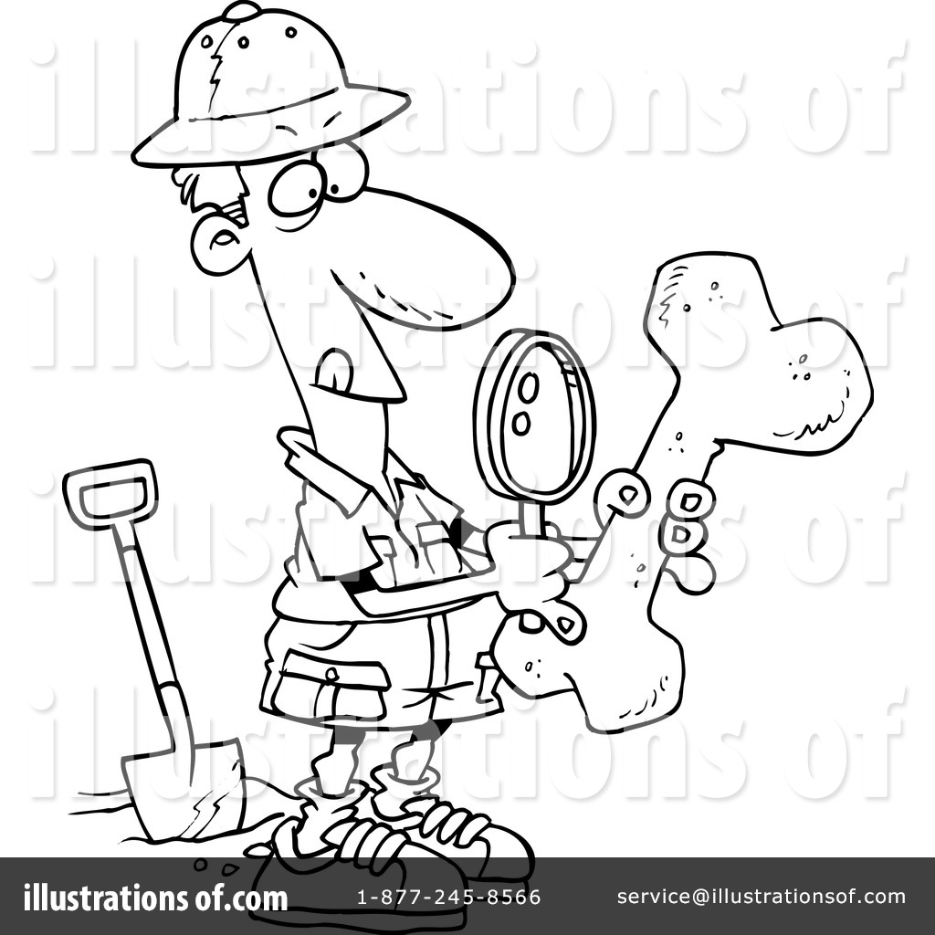 Archaeology Clipart #439565.