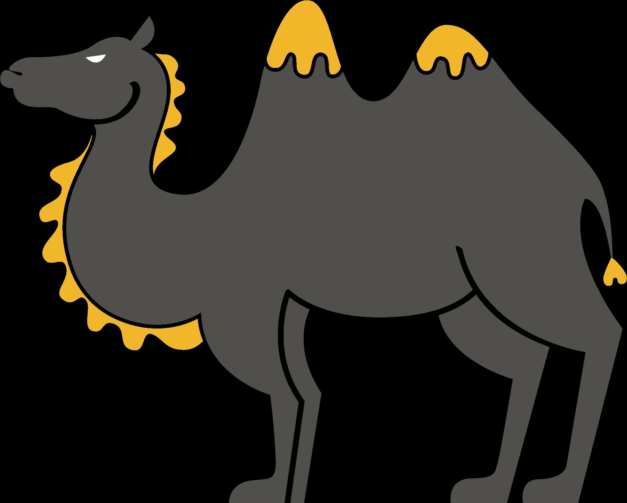 Camels Clipart Kabubi.