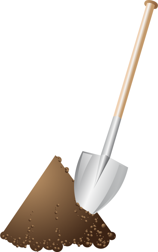 Dig clipart shovel dirt, Picture #907281 dig clipart shovel dirt.