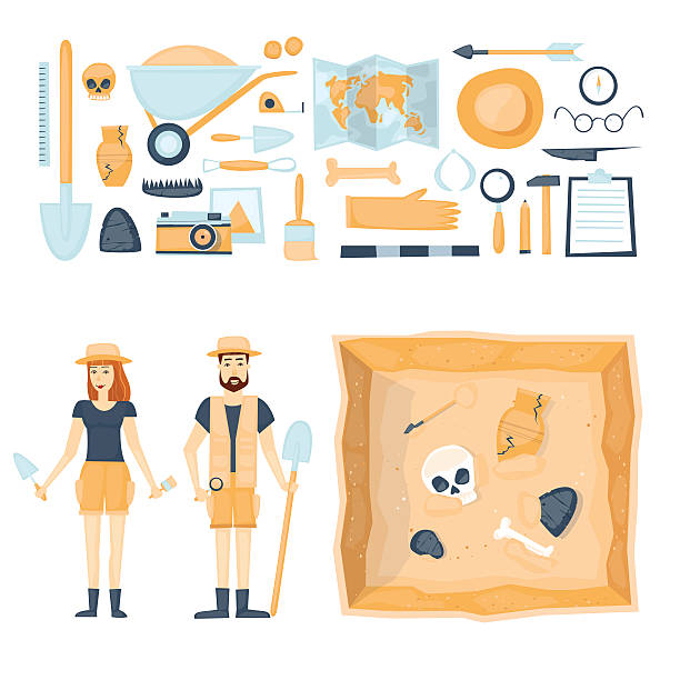Brush clipart archaeology Transparent pictures on F.