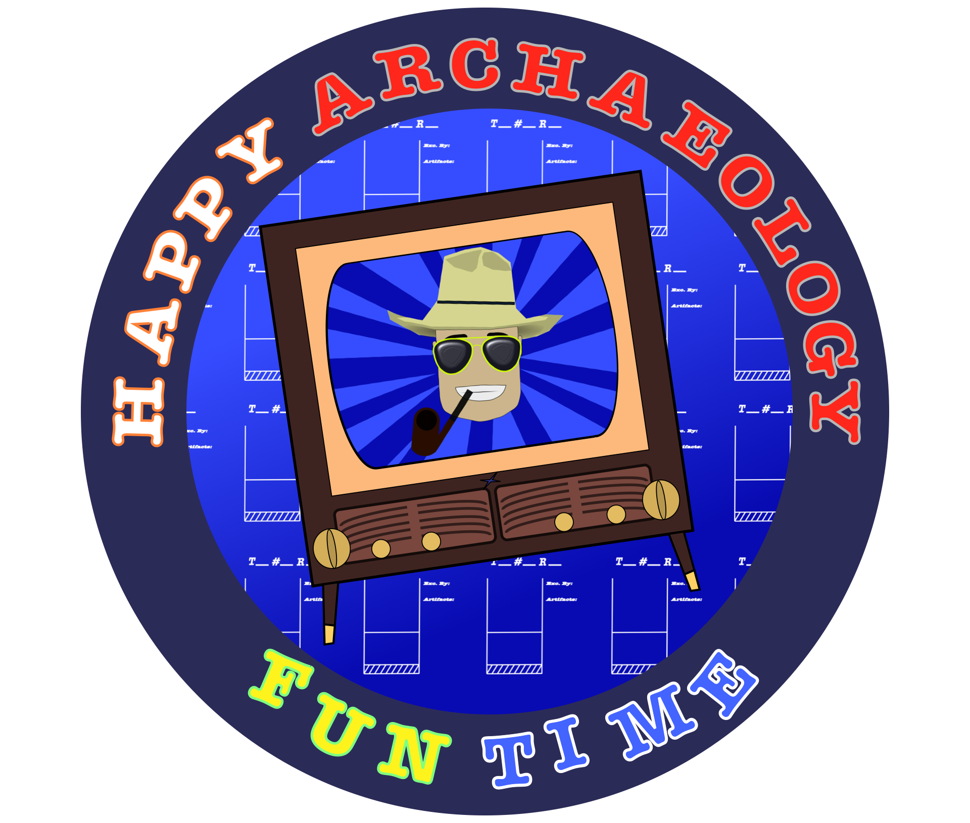 Happy Archaeology Fun Time.
