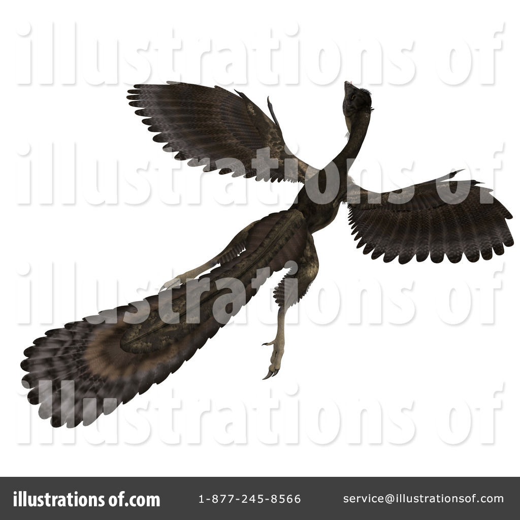 Archaeopteryx Clipart #1071518.