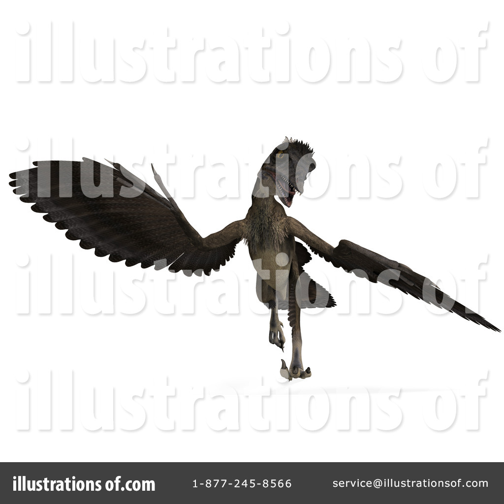 Archaeopteryx Clipart #1071530.