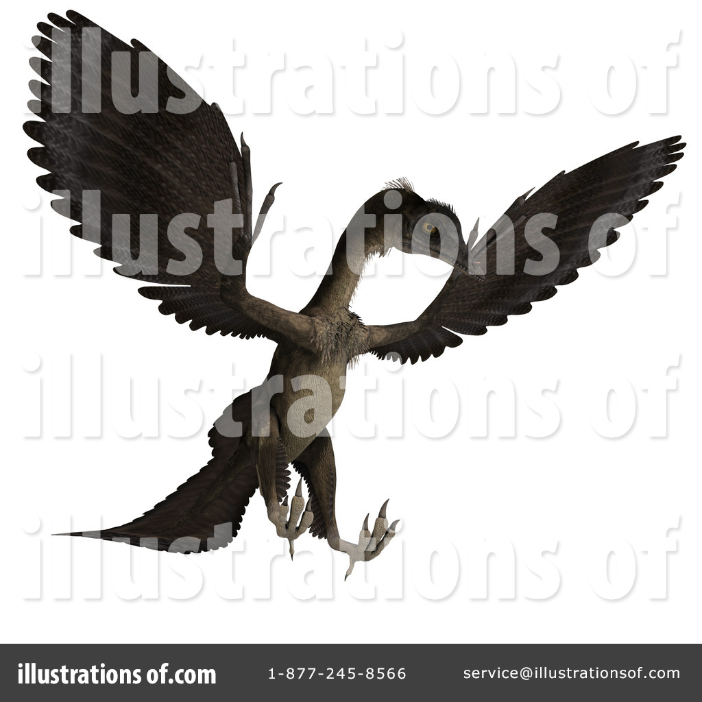 Archaeopteryx Clipart #1071533.