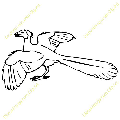 Gallery For > Archaeopteryx Clipart.