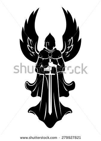 Archangel Clip Art.