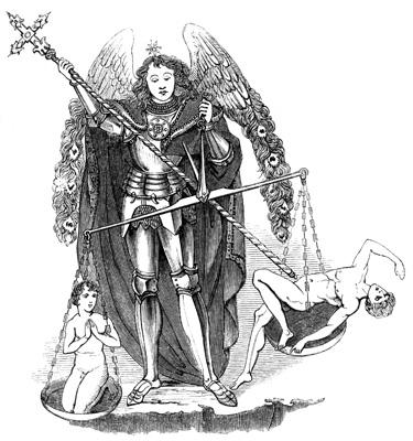 Archangel Michael Clipart.