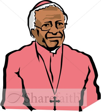 Archbishop clipart.