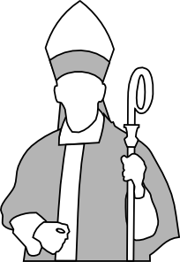Bishop Clip Art at Clker.com.