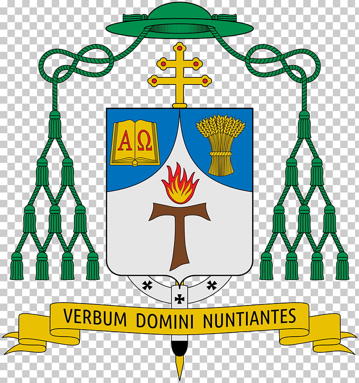 Roman Catholic Archdiocese of Newark Archbishop Coat of arms.