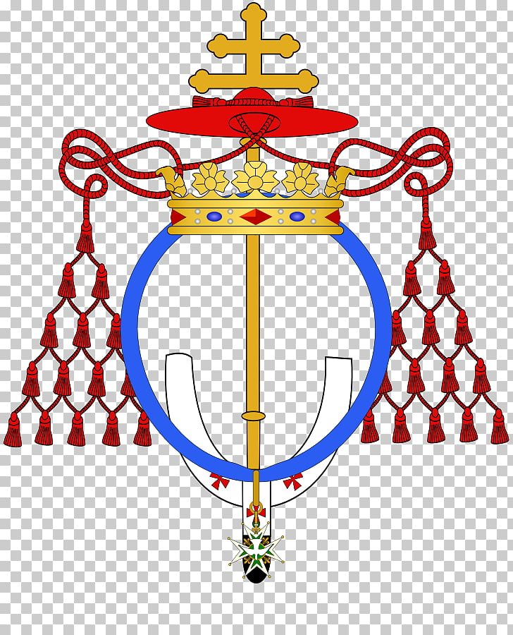 Coat of arms Archbishop Holy See Cardinal, others PNG.