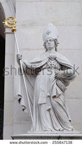 Saint Rupert Stock Photos, Royalty.