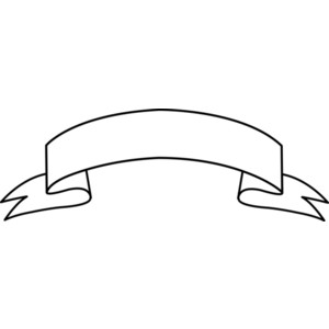 Banners clipart curved, Banners curved Transparent FREE for.