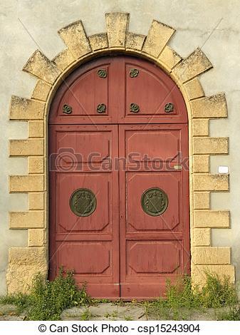 Clipart archway door.