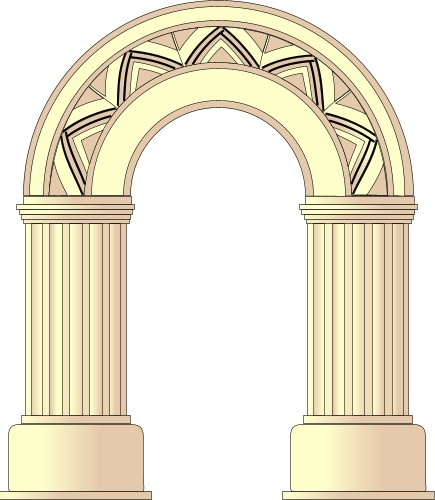Roman Architecture Facts.