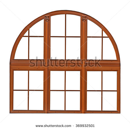 Arch Window Stock Photos, Royalty.