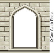 Arched window Stock Illustration Images. 1,988 Arched window.