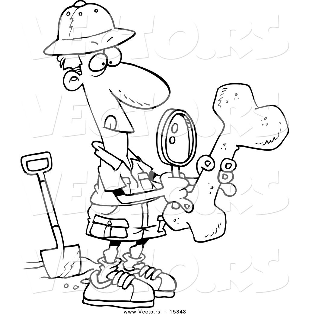 Archaeologist Drawing at GetDrawings.com.