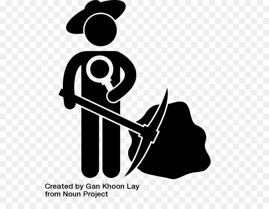 silhouette clipart Archaeology Cultural resources management.
