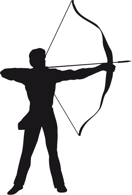 Archery Clip art Bow and arrow Bowhunting.