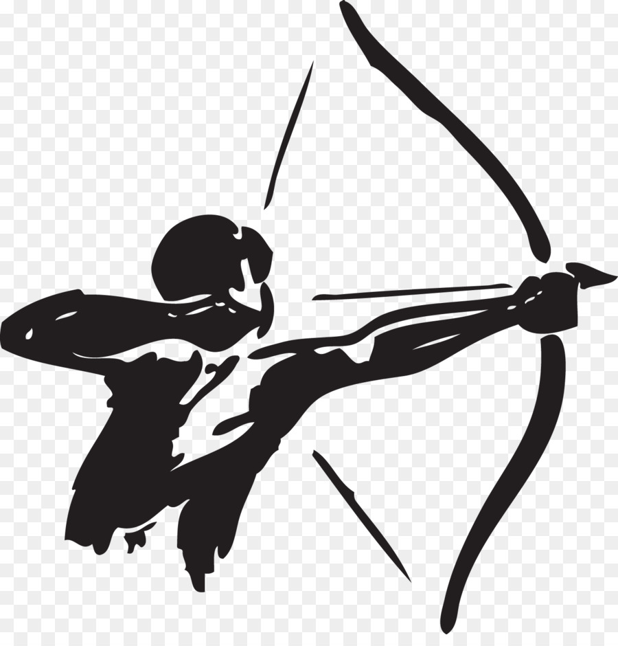 Free Silhouette Bow, Download Free Clip Art, Free Clip Art.