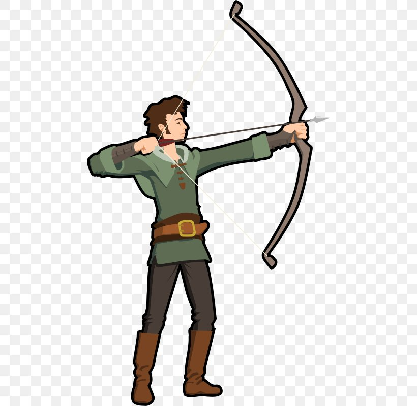 Archery Bow And Arrow Clip Art, PNG, 478x800px, Archery.