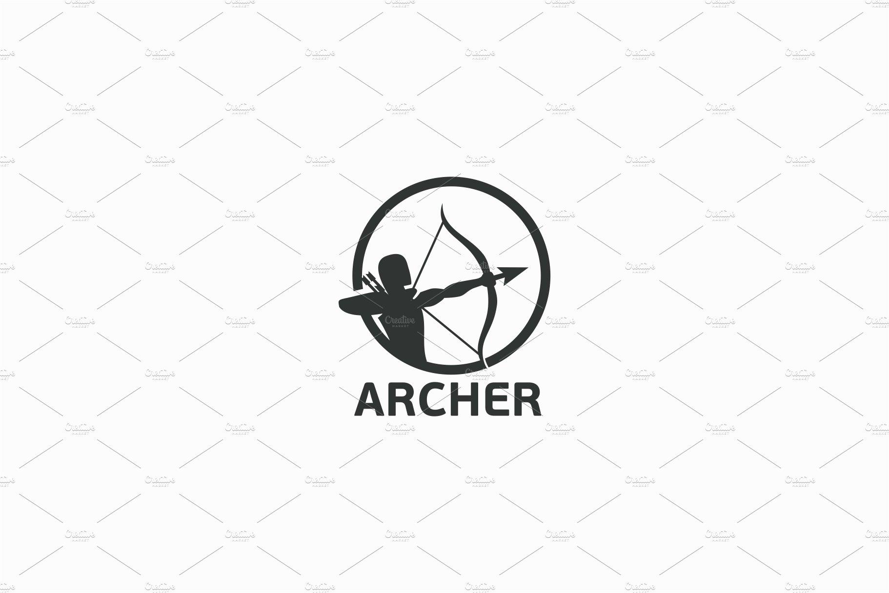Archer Logo Design.