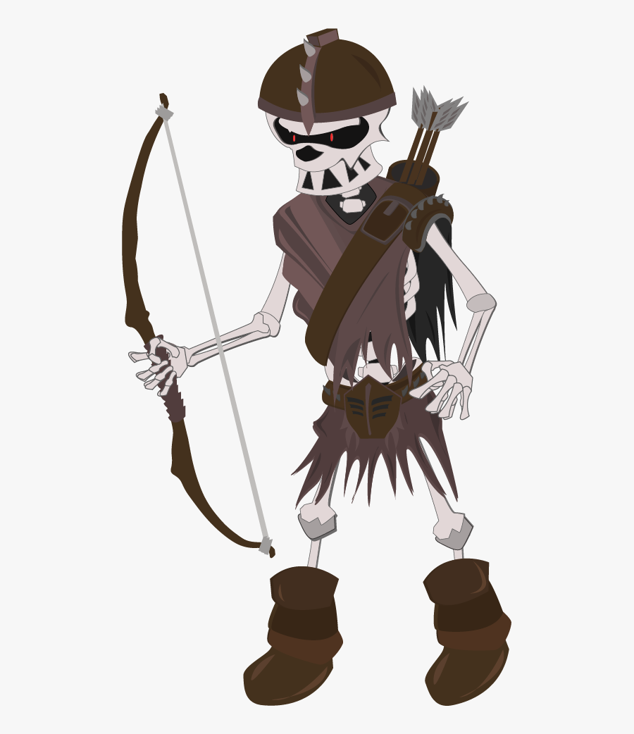 Skeleton Archer.