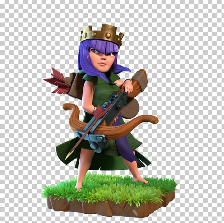 Clash Of Clans Clash Royale ARCHER QUEEN YouTube Barbarian PNG.
