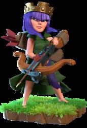Archer Queen.