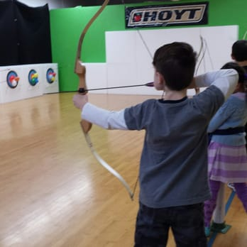 Archers Afield.