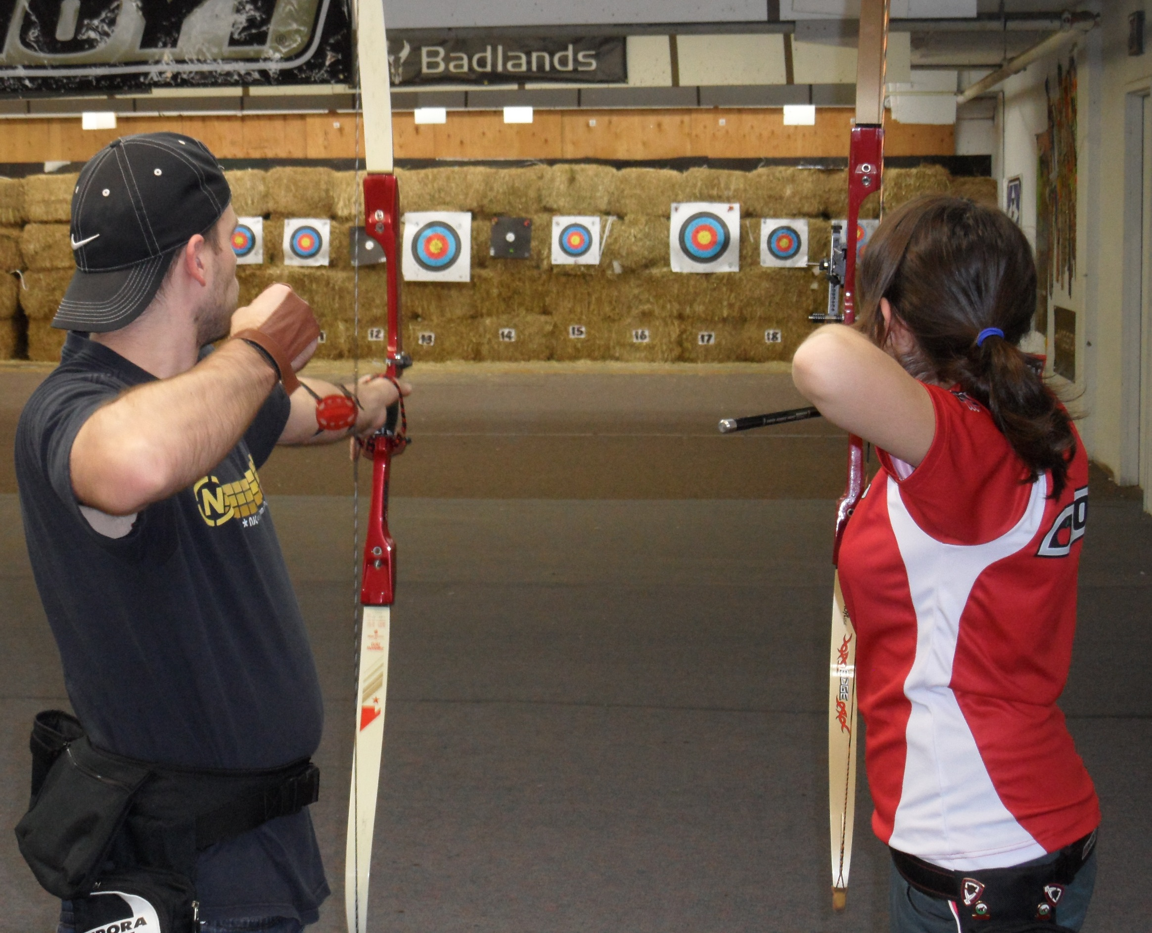 An Oregon Preview Of Olympic Archery, 2016.