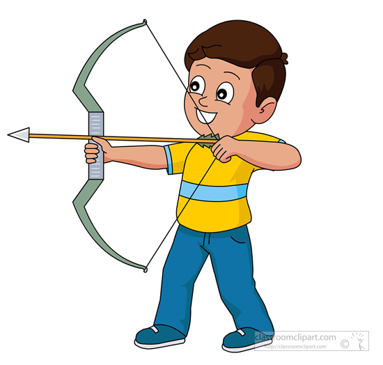 Showing post & media for Archery guy cartoon.