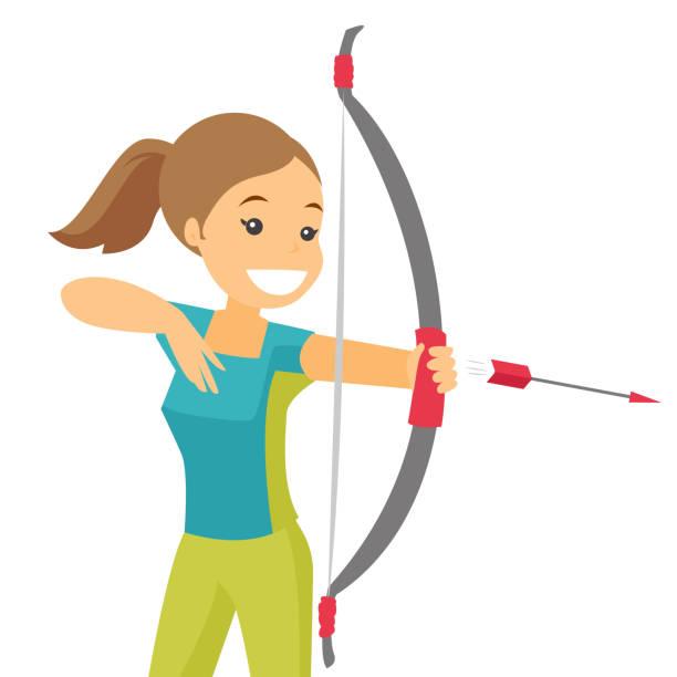 Best Archery Arrow Illustrations, Royalty.